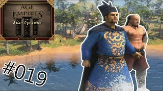 Let's Play Age of Empires III: The Asian Dynasties #019: Indische Aufstände