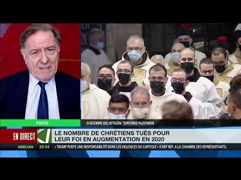Chrétiens persécutés : «La liberté de religion n'est pas respectée par certains Etats»