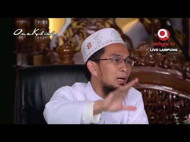 Adi Hidayat Lc MA-Sifat2 Buruk Dlm Quran Dan Hadith Berpotensi Menjadi Dosa Besar