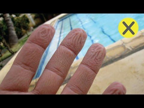 7 Cosas extrañas que le ocurren a tu cuerpo