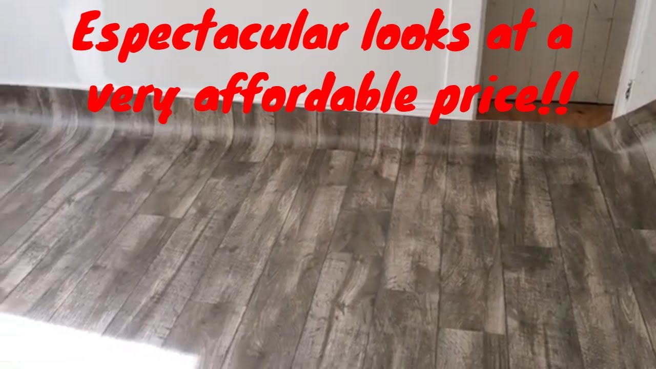 Install Linoleum Floors
