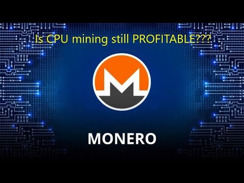 #025 Is CPU Mining Still Profitable Going Into 2021?