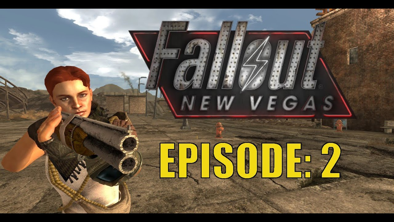 Lets Play Fallout New Vegas (Modded) - Part 10