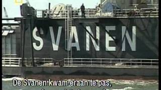 Svanen At Work On The Confederation Bridge