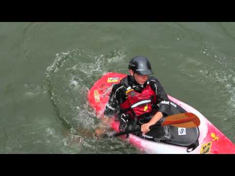The Sweep Roll - How to Kayak - Paddle Education