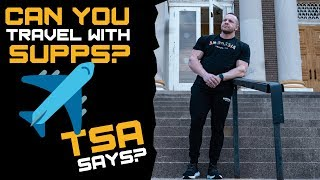 Can You Travel with Supplements? Bodypower Recap   Tiger Fitness