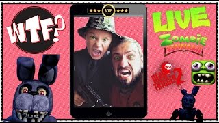 Мои игры на планшете Обзор 📲  ЭДВИН И ПАПА  Zombie Tsunami  DEAD TRIGGER 2 FNAF 4