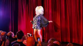 Lady Bunny at Werq the World in cologne (Köln) Germany