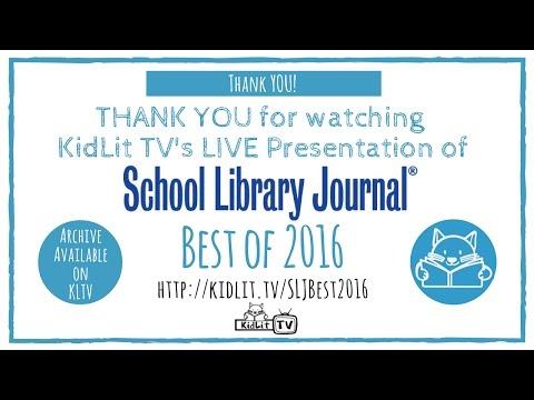 School Library Journal's Best of 2016!