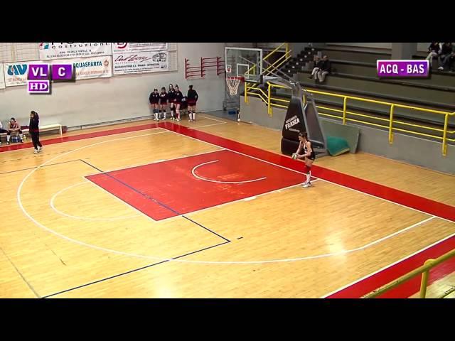 Acquasparta vs Bastia Umbra - 3° Set