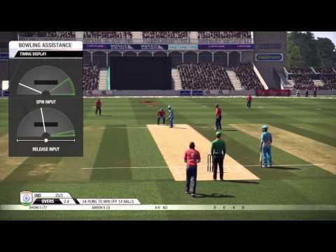 Don Bradman Cricket T20 World Cup 2016 Game 4 vs India