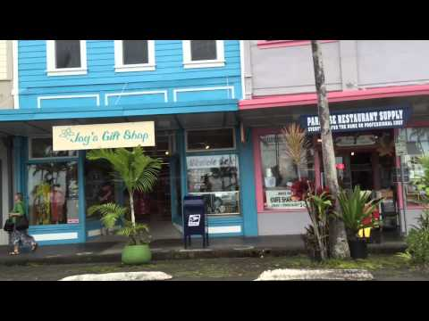 Beach time and downtown Hilo VLOG