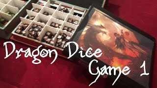 Dragon Dice: Game #1