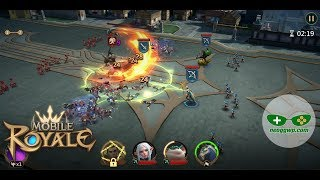 Mobile Royale (Android iOS APK) - Strategy Gameplay screenshot 3