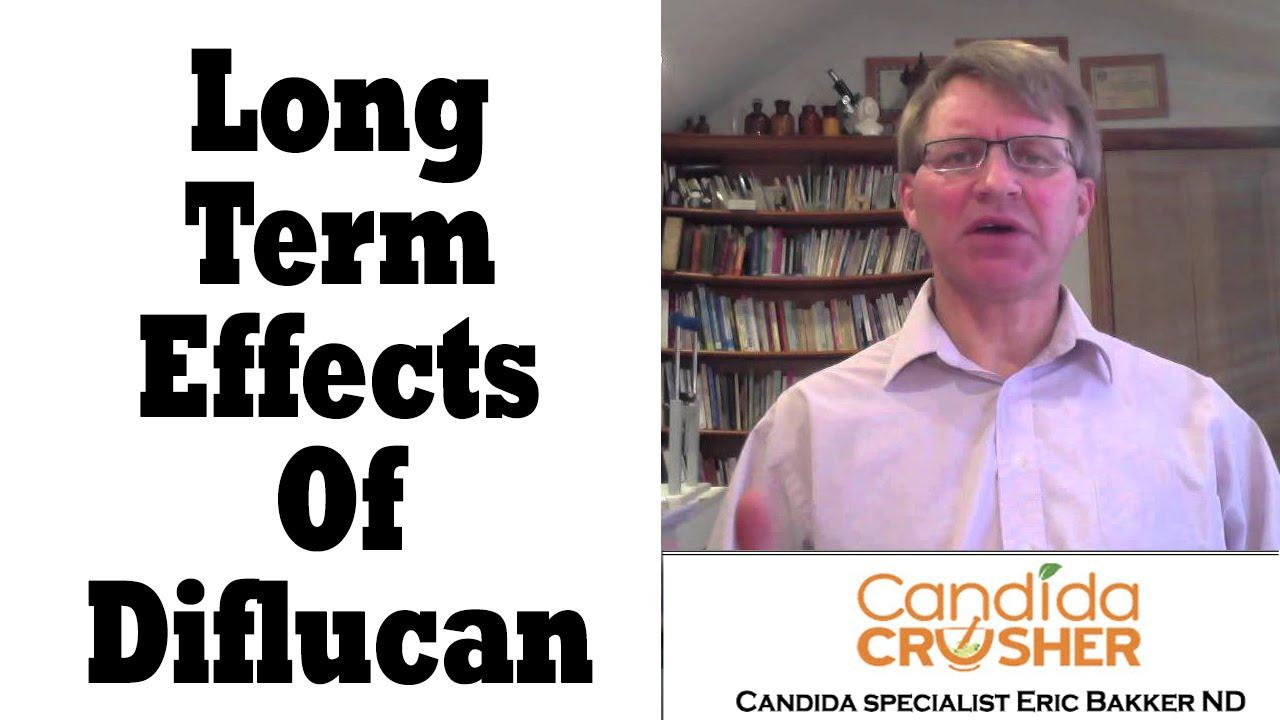side effects of diflucan