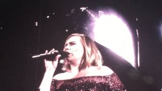 Adele - Rolling in the Deep (Live in Sydney 2017)