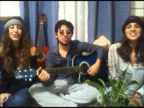 BJ,Giulia e Ali - Imagine (Cazzeggiando)