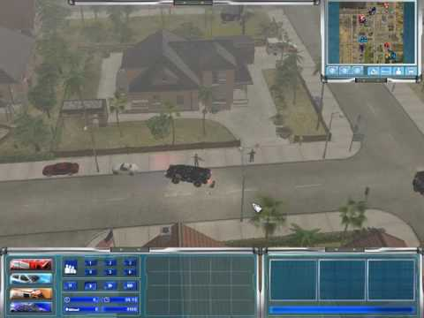 Perfect way to deal with Illegal Demonstration - EM4(Better L.A. Mod 0.3)