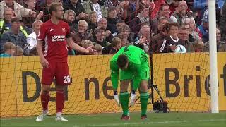 12.08.2017,  DFB Pokal, VfB G.Halberstadt - SC Freiburg 1:2
