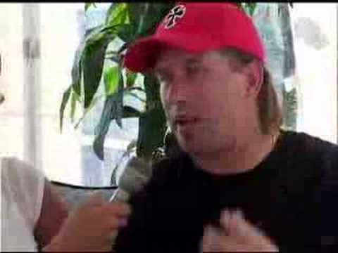 Stephen Baldwin with Amber Caparas and T-Bone 2004