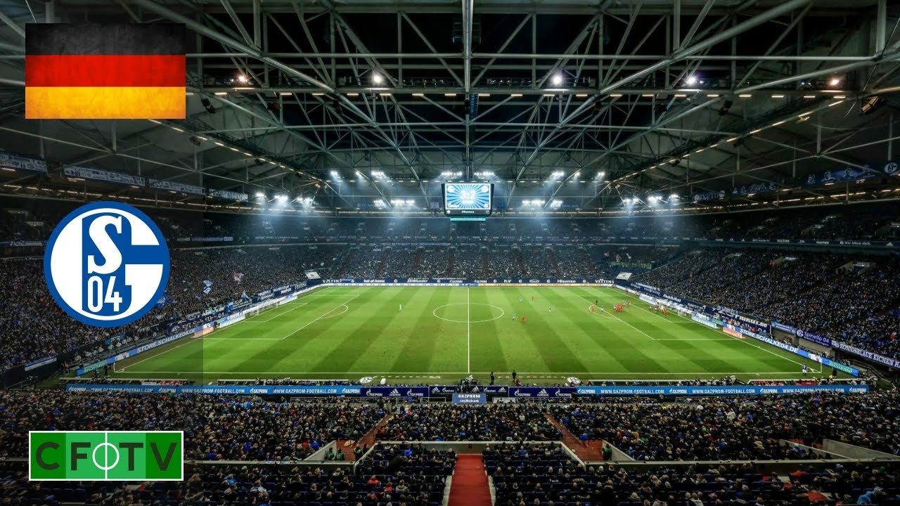 Top 10 Biggest Stadium Germany 1 By Stadium World