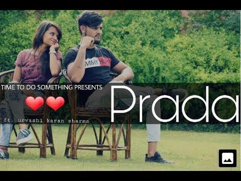 Prada | Female Version | Jass Manak | Urvashi Kiran Sharma | Latest Punjabi Song | On Trend ❤