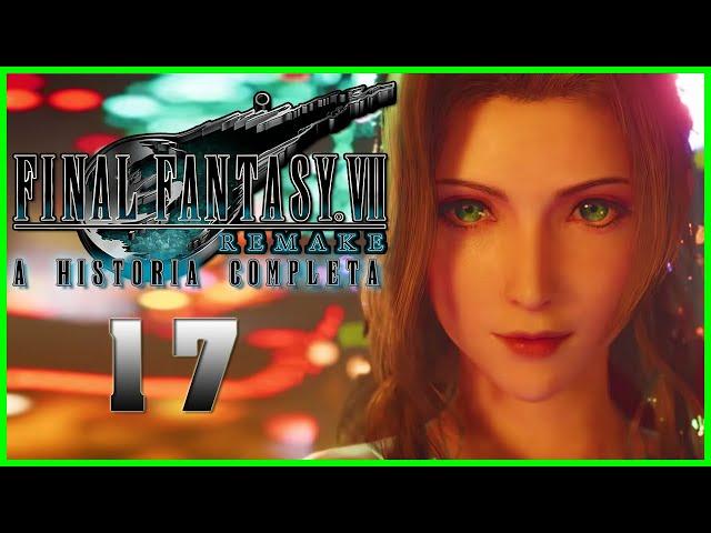 Final Fantasy VII Remake : A Historia Completa - Parte 17 - CAPSLOCK