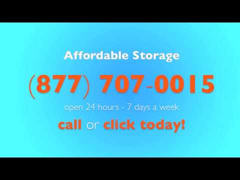Affordable Self Storage In Tuscaloosa, AL - Call 24/7 - 1 (866) 707-0015