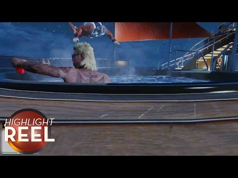 Highlight Reel #303 - Time To Enjoy This GTA Hot Tub And Take A Big Sip Of Beer