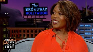 Alfre Woodard & James Corden Don't Like Halloween