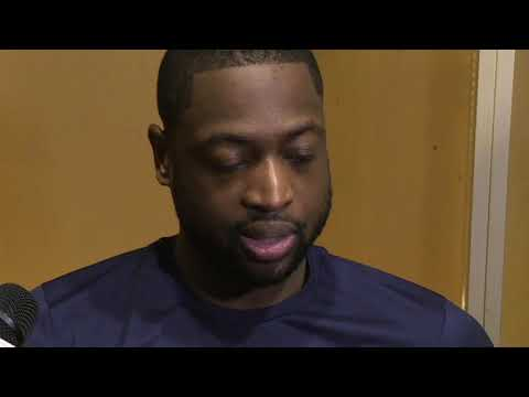 Dwyane Wade on Dennis Smith Jr & Dirk Nowitzki