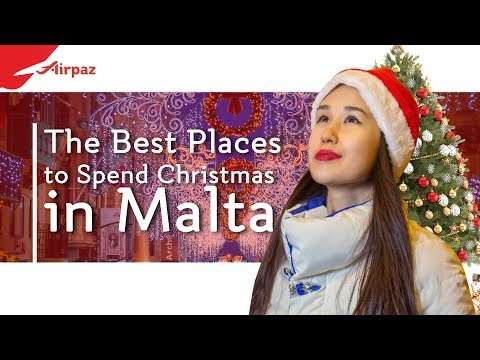 The Best Places to Spend Christmas in Malta
