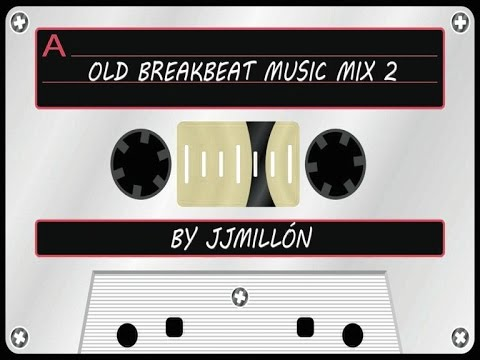 OLD BREAKBEAT MUSIC MIX  voL 2. MAESTROS DEL BREAKS SESSION