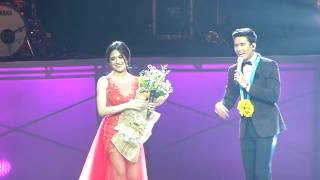 WJAMC Concert - I'll Be There, The Way You Look At Me + JulieBen