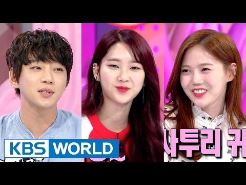 Hello Counselor - Hwang Chiyeul, Hyojung, Jiho [ENG/THAI/2017.04.17]