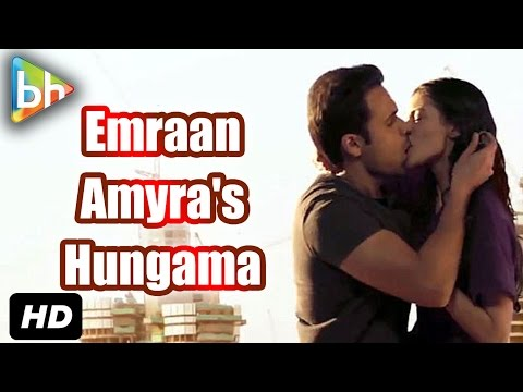 Emraan Hashmi | Amyra Dastur's Exclusive Interview On Mr X | Kissing