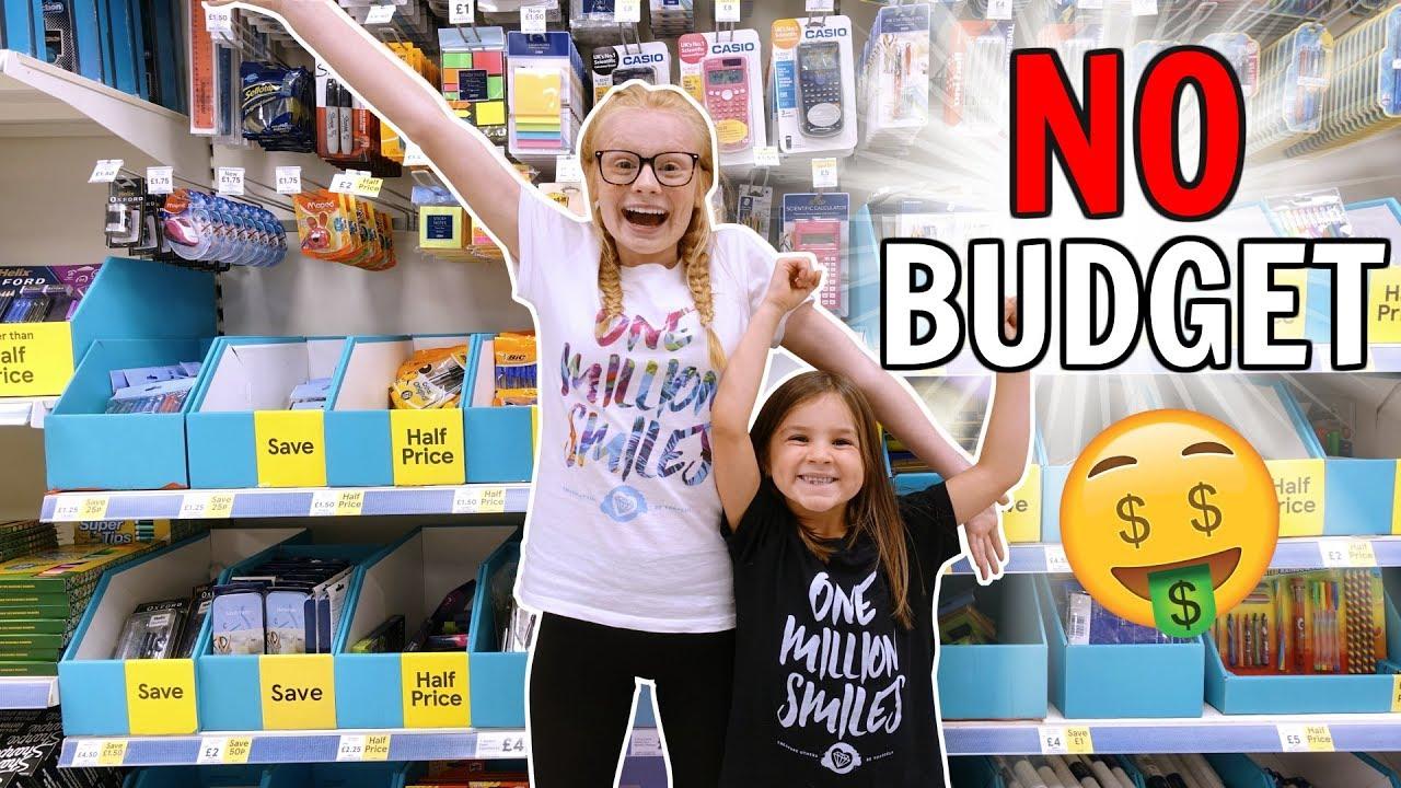 Download KIDS BACK TO SCHOOL SHOPPING HAUL 🎓 **no budget**