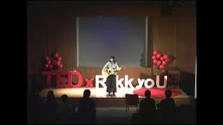 自分らしさとコミュニケーション -Your Communication- | Mana Tsuruta | TEDxRikkyoU
