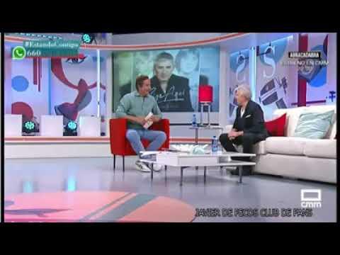 Javier de Pecos - Entrevista en Estando Contigo (CMM) 17/08/20