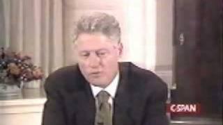 米大統領 不倫の釈明会見 「胸を...」そして「局部を...」実録