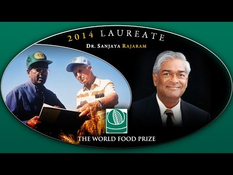 2014 World Food Prize