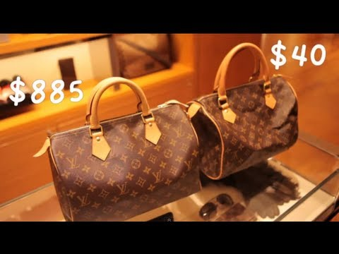 The African Knock off Hustle - The Industry Of Selling Fake Designer Products In NYC