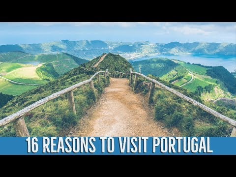 16 Reasons to Visit Portugal