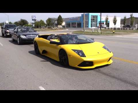 Lamborghini Mercy  Extreme Car Audio