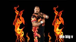 wcw bam bam bigelow theme arena effects