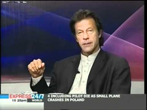 Witness with Quatrina: Will the real Imran Khan please stand up?
