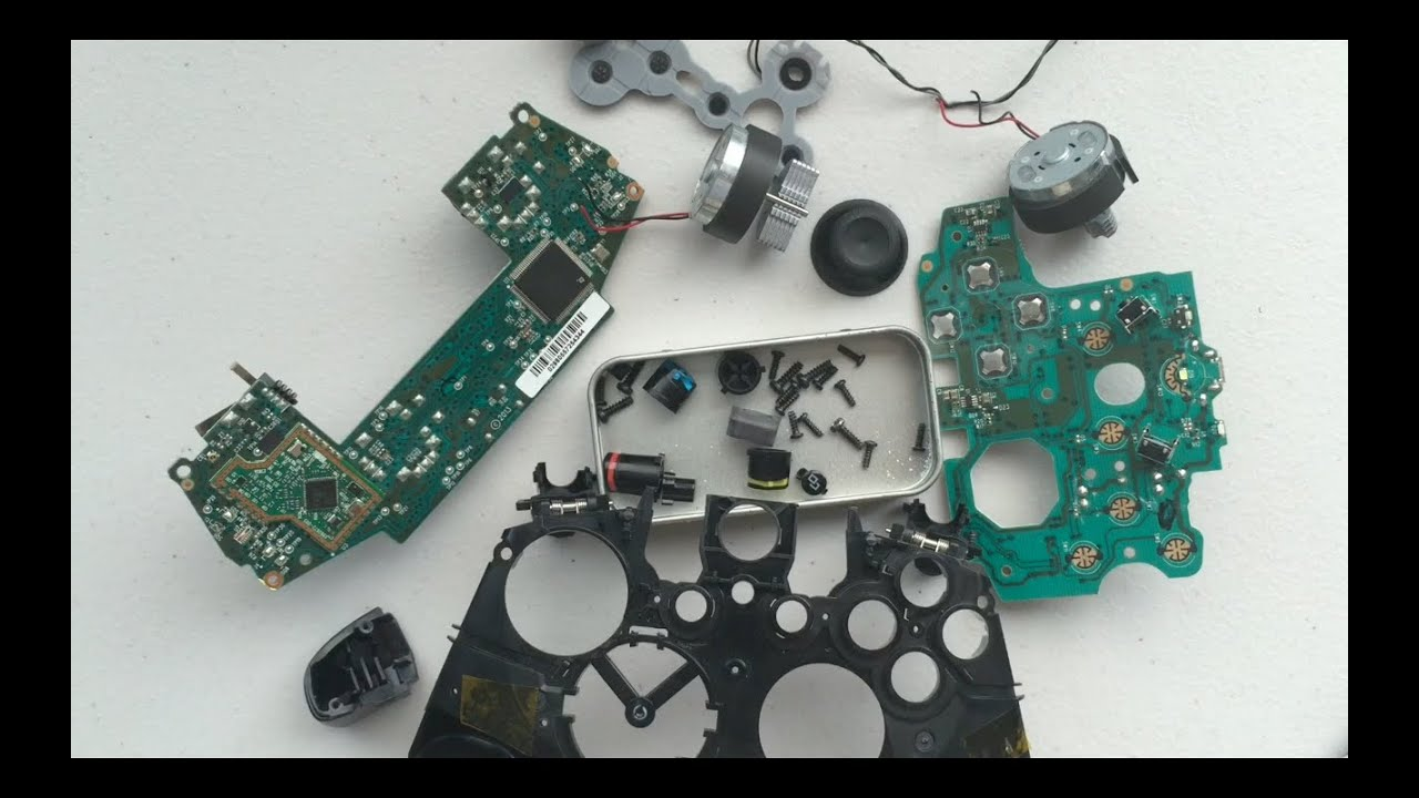 How to Open/Disassemble an Xbox One Controller (Part 2)