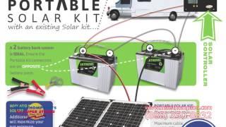 Carmanah Go Power RV Solar Overview Video