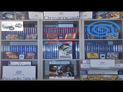 Dreamcast Tour Of The Complete Collection |