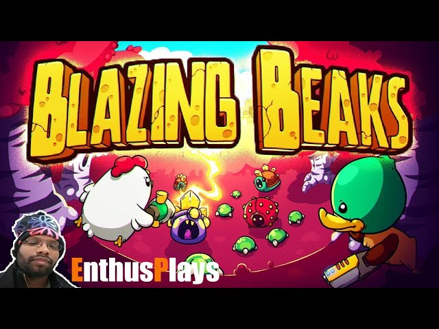Blazing Beaks (Switch) - EnthusPlays | GameEnthus